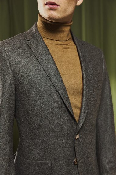 eero-costume-flanelle-taupe-lapieceur-detail