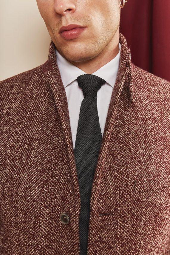 carlo-manteau-drap-laine-chevron-bordeaux-detail