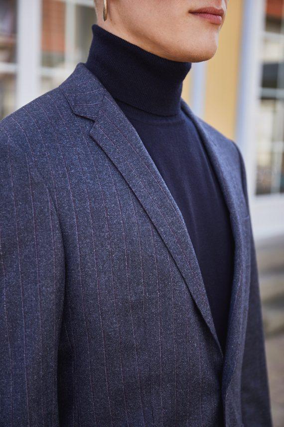 sol-veste-flannelle-raye-bleu-portrait
